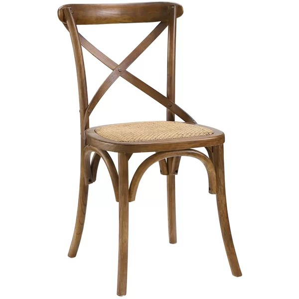 wooden restaurant chairs with arms bedroom chair farmhouse dining benches birch lane