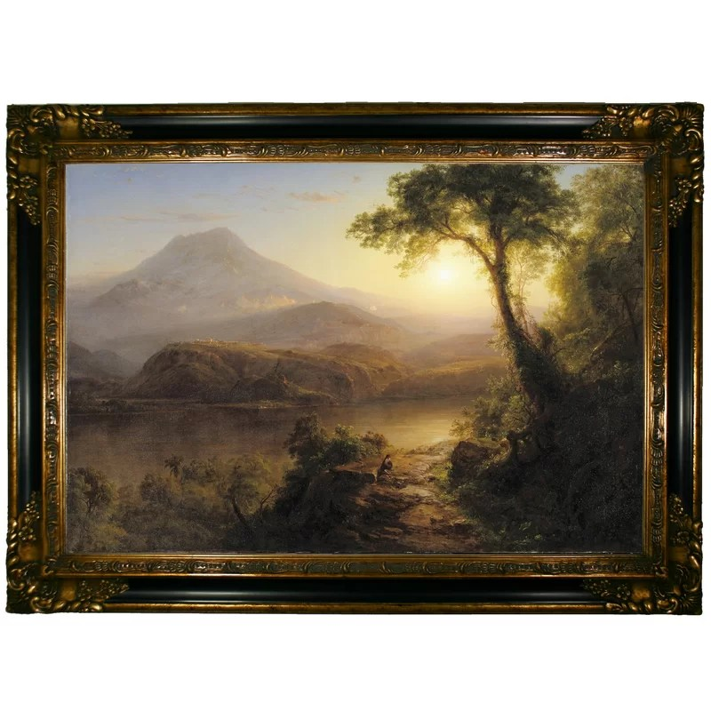 tropical scenery 1873 by