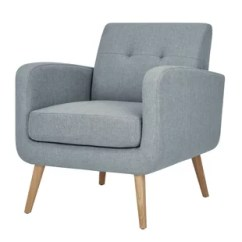 Unique Accent Chairs Decorated Baby Shower Chair Modern Blue Allmodern Quickview