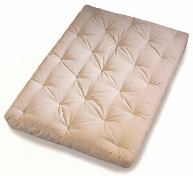 Maple 5 Cotton And Foam Futon Mattress