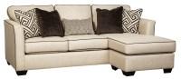 Sleeper Sofa Chaise   Baci Living Room