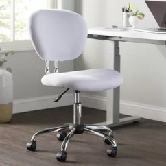 Desk Chair Or Exercise Ball Stylish Folding Chairs Wayfair Quickview
