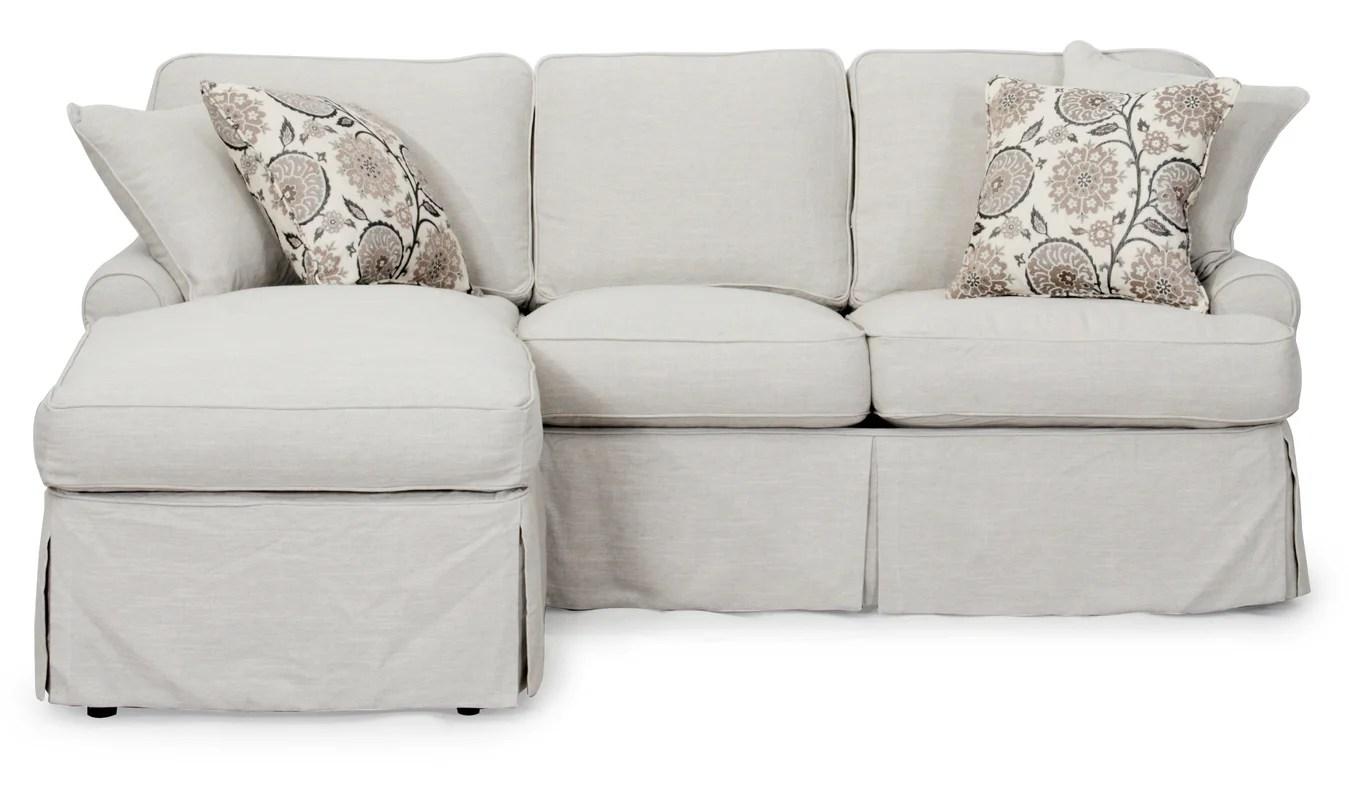 sure fit stretch pique 3 piece t cushion sofa slipcover midtjylland vs copenhagen sofascore addison slip cover ...