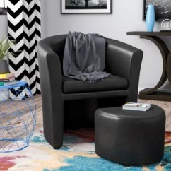 Living Room Chair With Ottoman Kitchen Island Chairs Uk Sets You Ll Love Wayfair Quickview