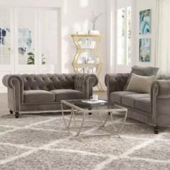 Living Room Furniture Brooklyn Rooms Decor Mistana 2 Piece Set Reviews Wayfair