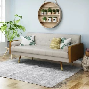 wood frame sofa designs safari chair modern contemporary allmodern quickview