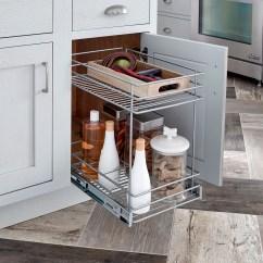 Pull Out Kitchen Cabinet Shelf Ideas Closetmaid 2 Tier Drawer Reviews Wayfair