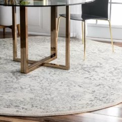Area Rugs For Kitchen Bench With Back Round You Ll Love Wayfair Youati Ivory Gray Rug