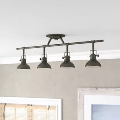 Kitchen Track Lighting Small Storage Solutions Wayfair Quickview