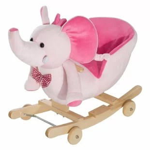 animal rocking chair hanging without stand horses baby animals you ll love wayfair quickview