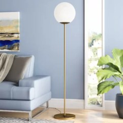Living Room Standing Lamp Images Of Rooms Floor Lamps You Ll Love Wayfair Quickview