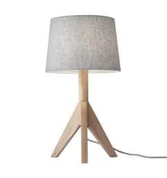tripod table lamp [ 6158 x 7905 Pixel ]