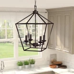 kitchen table light fixtures industrial equipment over lighting wayfair quickview