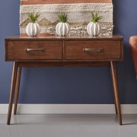 George Oliver Ripton Mid-Century Modern Console Table ...