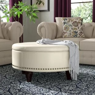 chairs with storage ottoman lambright comfort ottomans poufs wayfair quickview