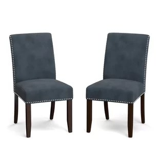 parsons chairs with skirt wingback chair covers ebay joss main quickview