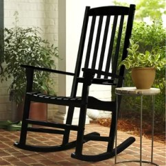 Outdoor Rocking Chairs Chair Cover Hire Telford Black Wayfair Quickview