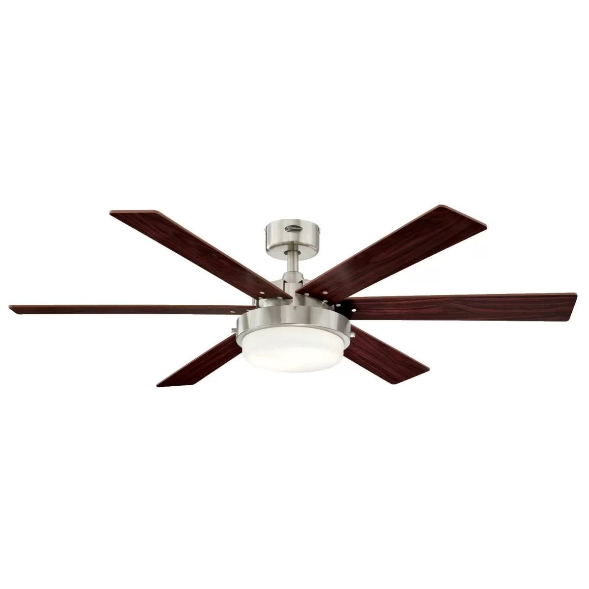 ceiling fan light kits ford 8n wiring diagram specifications 52 corsa 6 blade led kit included reviews allmodern