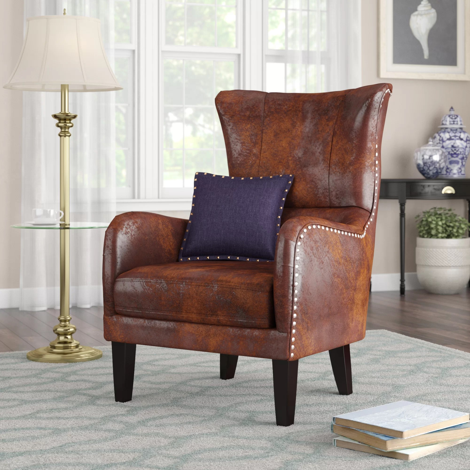 Wing Back Chairs Ilminster Wingback Chair