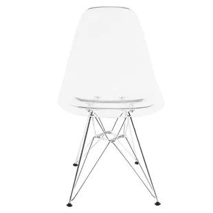 white plastic dining chairs royal acrylic modern contemporary kitchen you ll love quickview