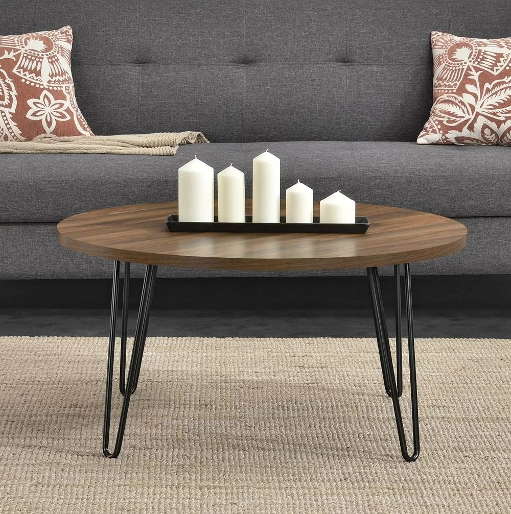 retro living room coffee table mirror wall decoration ideas ebern designs demps reviews wayfair