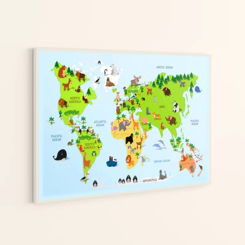 feemster world map cartoon