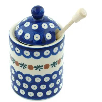 kitchen pottery canisters ikea cabinet handles polish mosquito honey with dipper canister joss main
