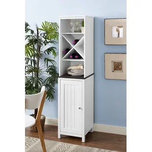 furniture kitchen pantry white quartz countertops cabinets you ll love wayfair askew 61