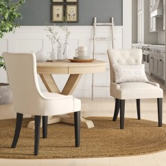 Side Chairs With Arms For Living Room Narrow End Tables Birch Lane Heritage Grandview Upholstered Chair Reviews Wayfair