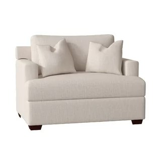 chair and a half sleeper replacement patio cushions sale wayfair quickview