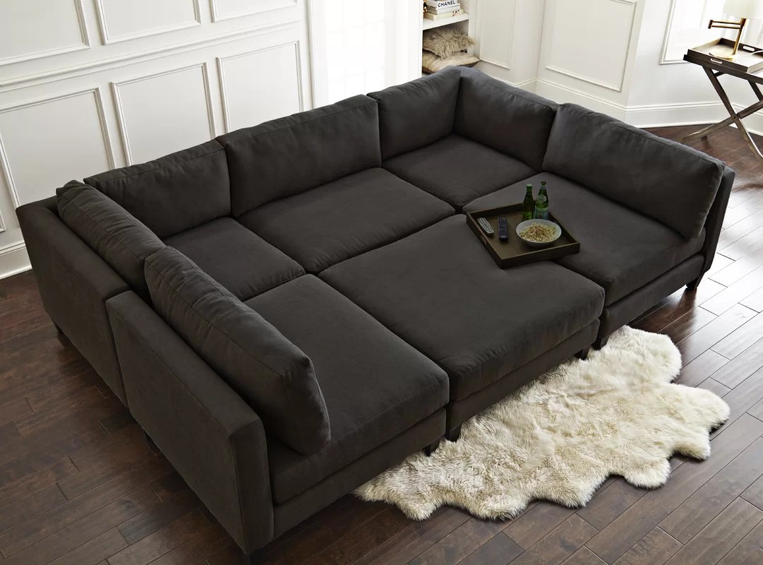 room and board chelsea sofa ethan allen with chaise home by sean catherine lowe modular sectional