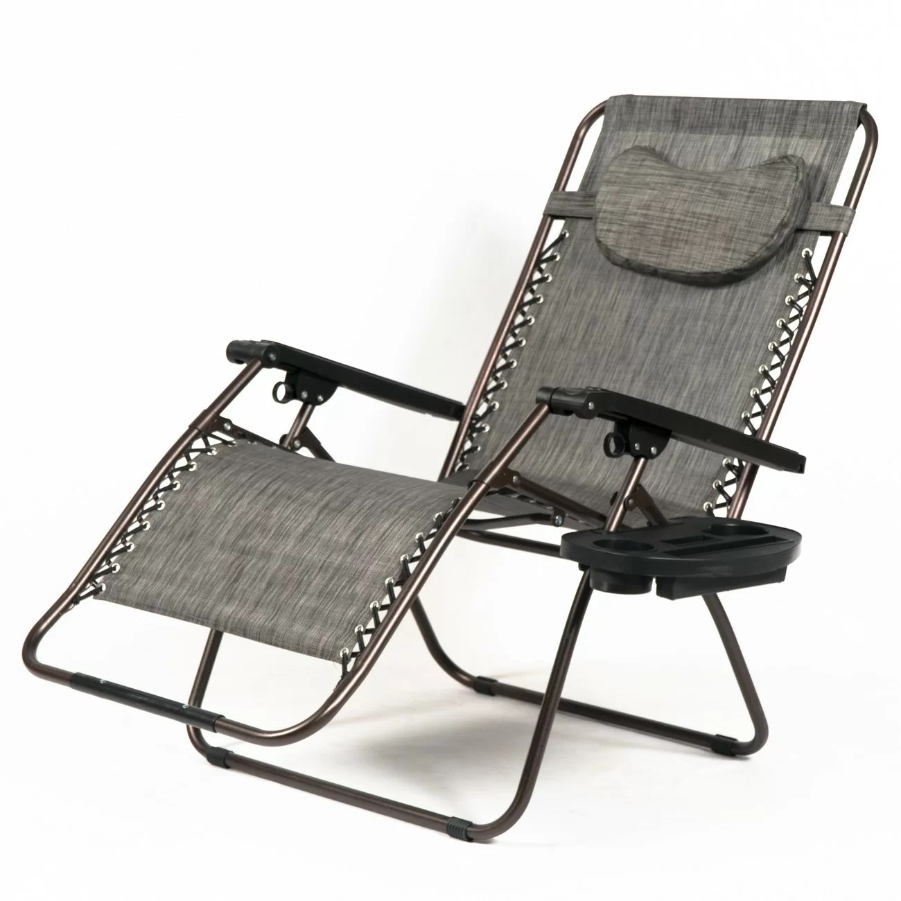 what is a zero gravity chair hanging lawn freeport park adriana reclining with cushion reviews wayfair