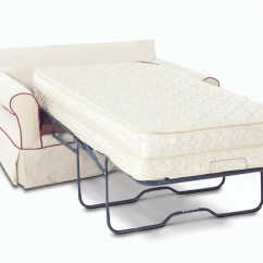 Axis Ii Slipcovered Twin Sleeper Sofa Tufted Pull Out Bed Somerset And Reviews Birch Lane
