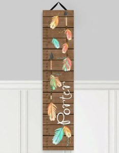 Arrow personalized growth chart also toad and lily wayfair rh