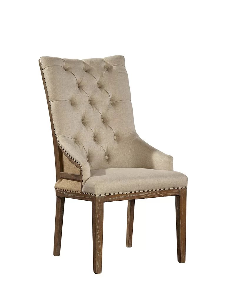 high back dining chair portable office furniture classics boyles highback upholstered wayfair