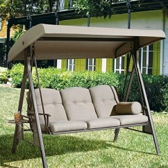 Outdoor Swing Chair With Stand Holly Hunt Siren Red Barrel Studio Rohrbaugh 3 Seat Porch