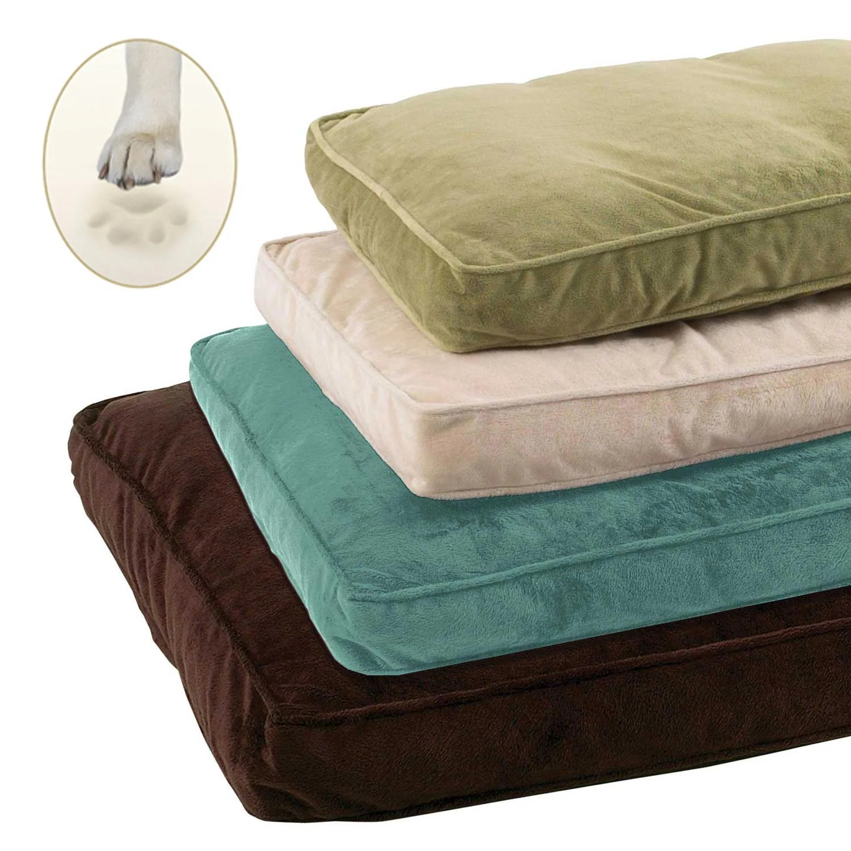 100 [ Snoozer Overstuffed Sofa Pet Bed ]