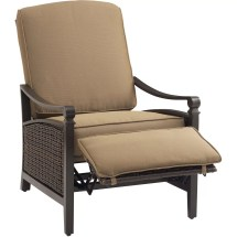 La-boy Carson Luxury Outdoor Recliner Chair With Cushion