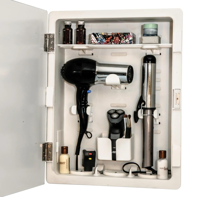 "Symple Stuff 15.25"" x 19.75"" Recessed Medicine Cabinet"