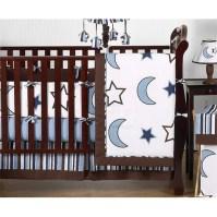 Sweet Jojo Designs Starry Night 9 Piece Crib Bedding Set ...