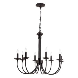 Shaylee 8 Light Candle Style Chandelier