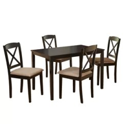 Table With Chairs Sure Fit Dining Chair Covers Australia Kitchen Room Sets You Ll Love Quickview
