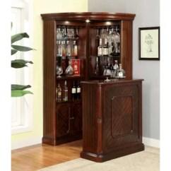 Corner Hutch Kitchen Affordable Remodel Wayfair Batten Curio Cabinet