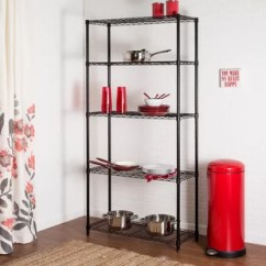 Kitchen Shelving Units Copper Sink You Ll Love Wayfair Ca