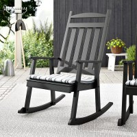 Gastonville Classic Porch Rocking Chair & Reviews | Birch Lane
