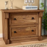 Three Posts Orviston 2-Drawer Lateral Filing Cabinet ...