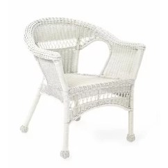 White Resin Wicker Chairs Craigslist Dining Room Wayfair Quickview Black Bright