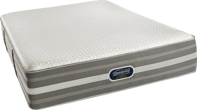 Beautyrest Recharge 14 Plush Hybrid Aircool Memory Foam Mattress