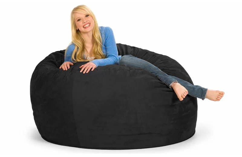 sofa sack reviews 2 seater brown leather bed relax sacks enormo bean bag wayfair