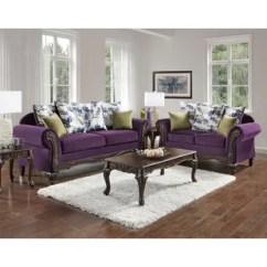 Purple Living Room Furniture Sofas Modern Lighting Fixtures Sets You Ll Love Wayfair Anna Configurable Set